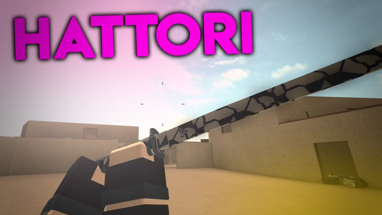 how to get hattori in phantom forces