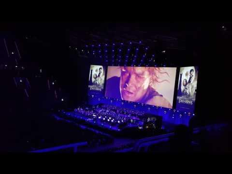Howard Shore - Lord of the Rings / Władca Pierścieni II Live @ Festiwal Muzyki Filmowej 2017