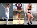Shuffle Girls Dance - Future House Mix (Music Video)HD