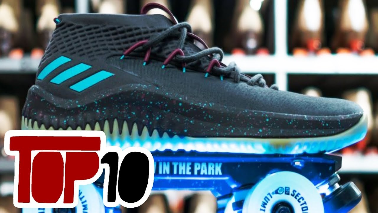 Top 10 Adidas Dame 4 Shoes Of 2018 - YouTube aa824c9c8