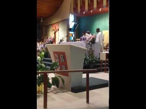 Complete Emmanuel Kwame Mensah Memorial Mass .mp4