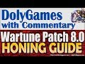 Wartune Patch 8.0 - New HONE MOUNTS System Guide
