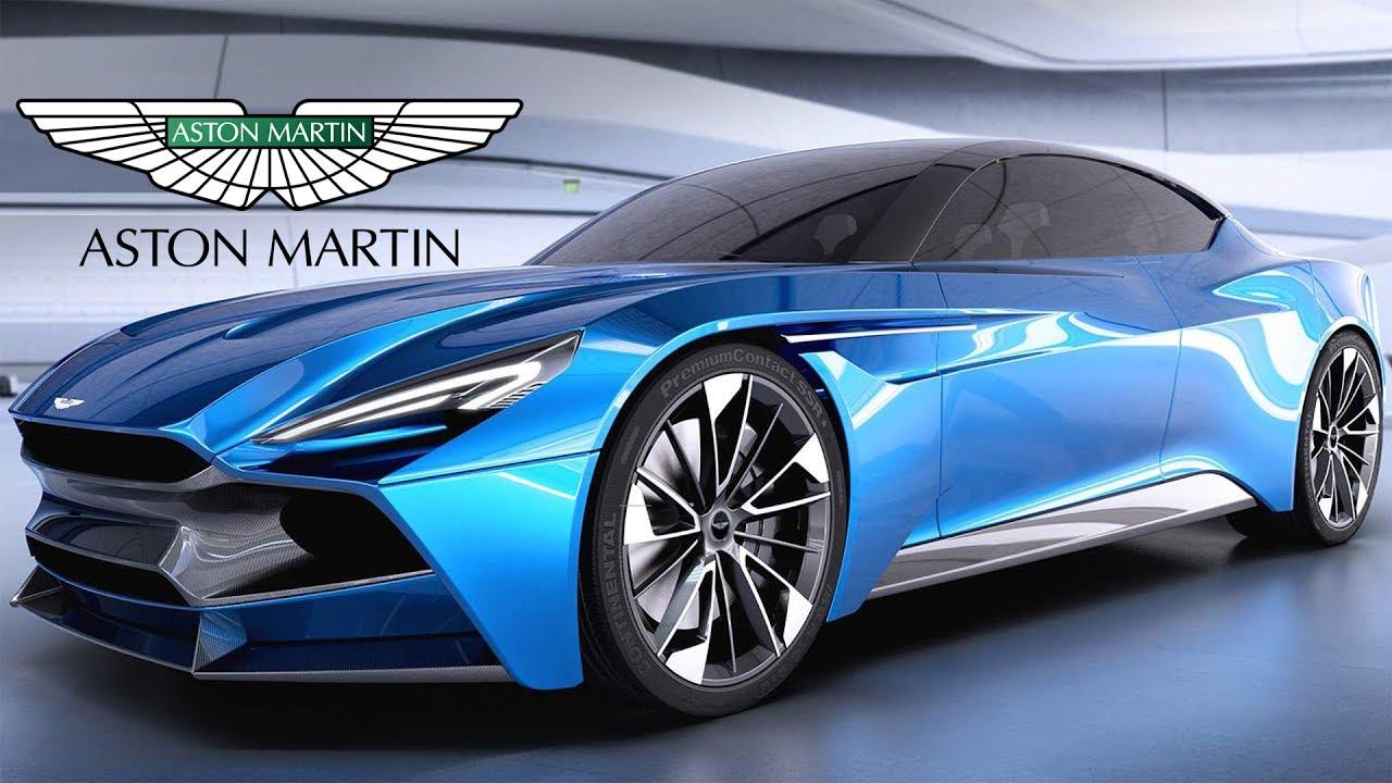 Charming Aston Martin Paragon Concept   Aston Martinu0027s First Electric Sports Sedan