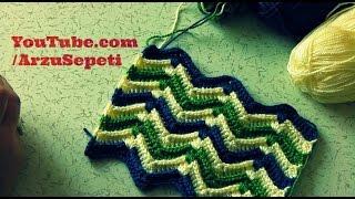 Bebek Battaniyesi Modeli Yapılışı ve Anlatımı
