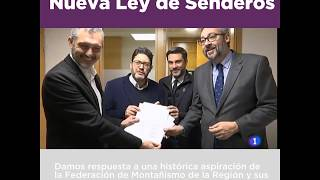 Ley de Senderos para la Región de Murcia