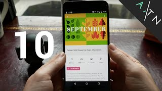 10 Must Have Android Apps | September 2016