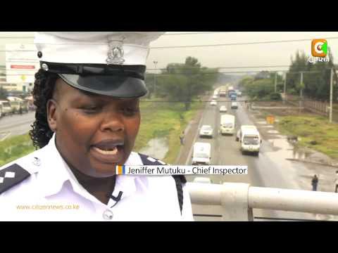 Strength Of A Woman: Jennifer Mutuku 'Bensouda'