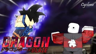ROBLOX Dragon Ball Blaze BETA!