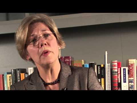 Newsmaker Interview: Elizabeth Warren
