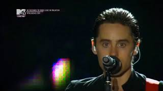 30 Seconds To Mars - 100 Suns (Live 2011)