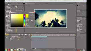 Adobe After Effects CS5 Tutorial по русски