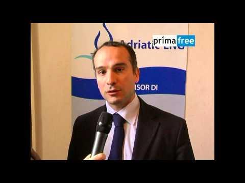 Alessandro Carlesimo - Adriatic LNG