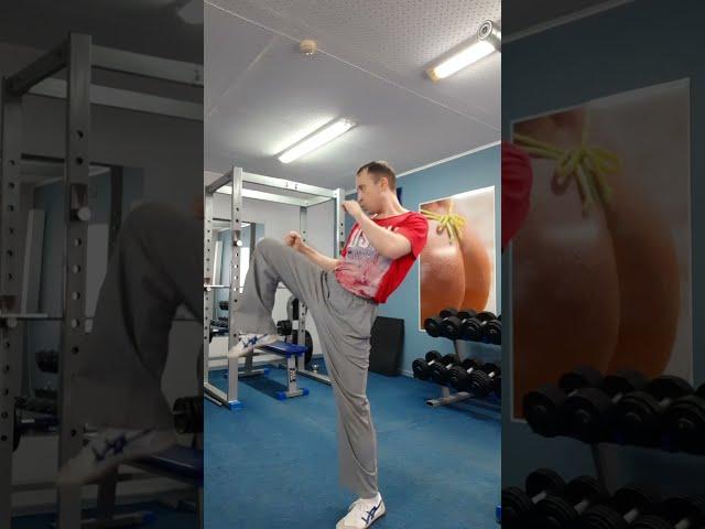 Тренировка ММА #13 / MMA Training / #Shorts