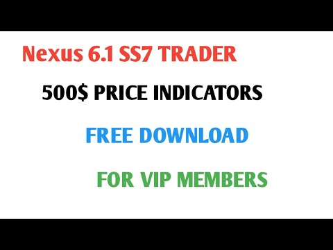 Nexus 6 1 By Ss7 Trader None Repaint Mt4 Indicator Free Download