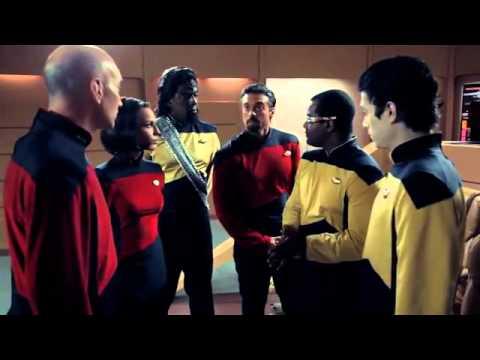 Star Trek: The Next Generation a XXX Parody - Trailer
