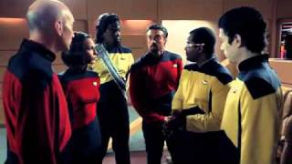 Star Trek: The Next Generation a XXX Parody - Trailer