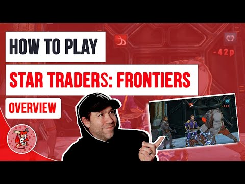 Overview And How To Play Star Traders Frontier Space Strategy RPG Game