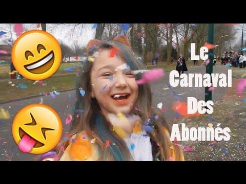 Le Carnaval Des Abonnés // Satine Walle