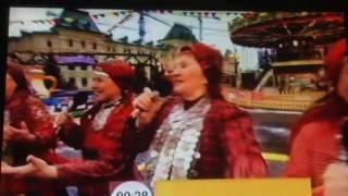 Дмитрий Нестеров и Бурановские бабушки Мне снова 18 Первый канал акапельно