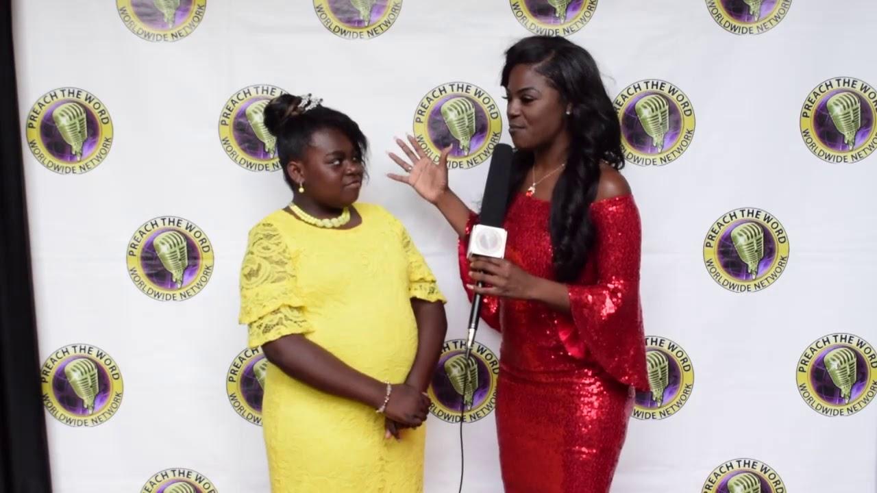 GALA INTERVIEWS  Dontashia Brooks