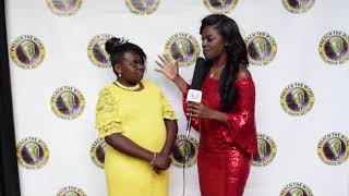 GALA INTERVIEWS  Dontashia Brooks