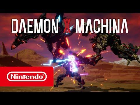 DAEMON X MACHINA - Bande-annonce de l'E3 2019