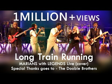 Long Train Running - MARIANS with LEGENDS Live (cover)