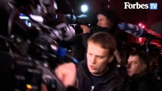 алексей навальный на свободе