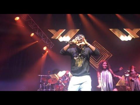 vlog au concert de black M à Nancy le 20/10/17