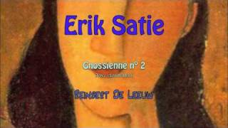 Erik Satie: Gnossienne nº 2