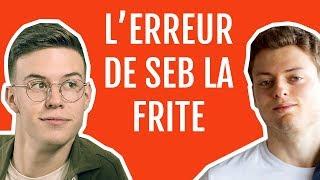 Polémique Emmanuel Fredenrich : L'erreur de Seb la Frite