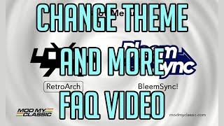 HOW TO | Remove stock games, custom cover art, add themes and more! BleemsSync 1.0 FAQ's