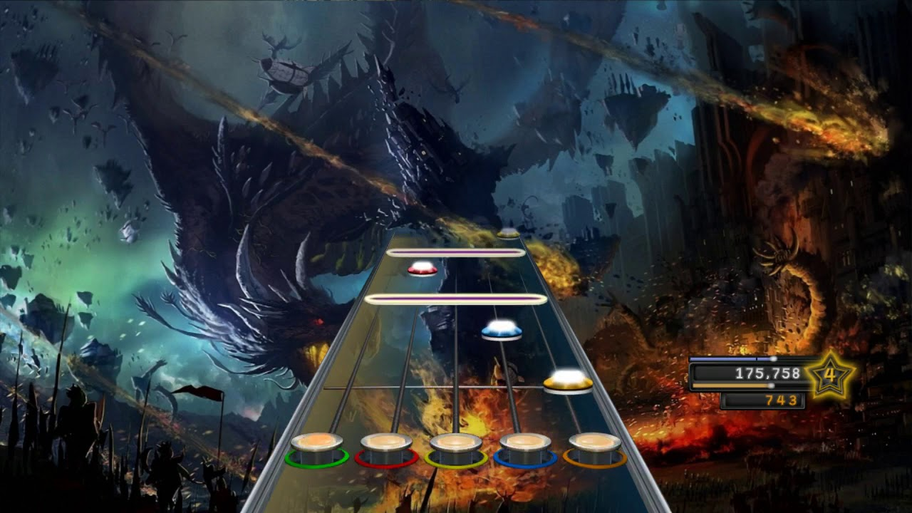 Clone Hero Highways And Backgrounds
