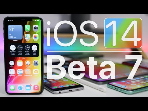 iOS 14 Beta 7 is Out! – What's New?