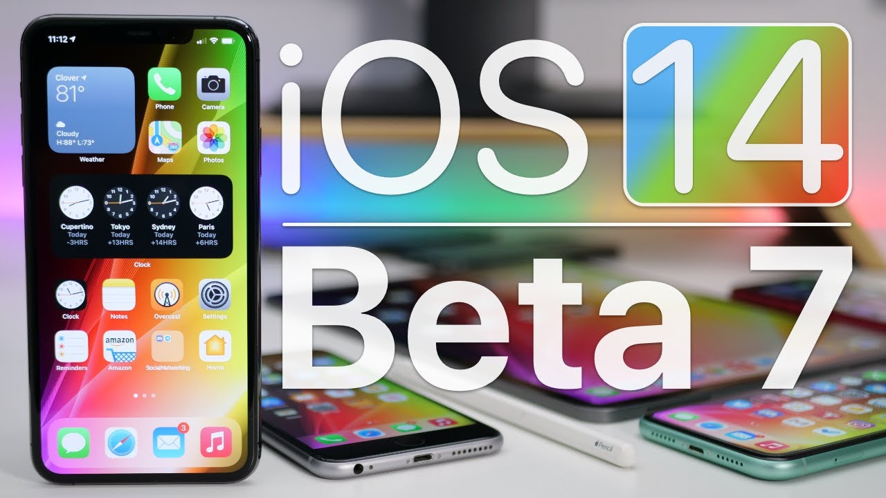 Ios 14 Beta 7 Is Out What S New Youtube