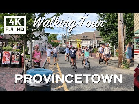 Cape Cod Walking Tour - Provincetown