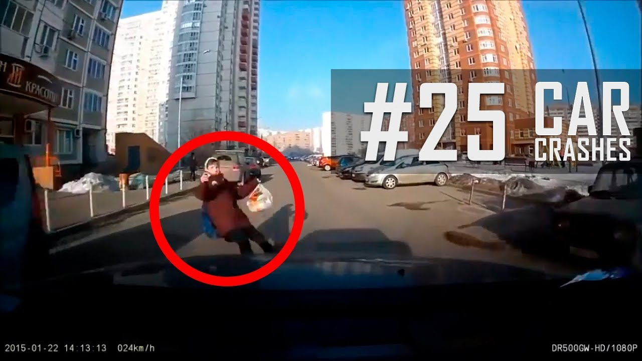 Most Shocking And Worst Pedestrian Accidents Compilation #25