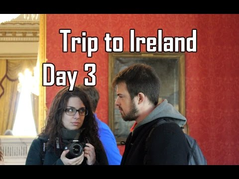Trip to Ireland | Day 3 | Dublin Castle