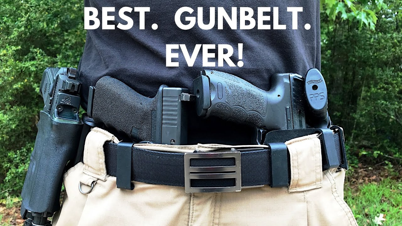 Best Gun Belt Ever Texas Fish Game Magazine Kore essentials | tactical gun belts. best gun belt ever texas fish