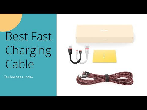 Best Fast Charging Micro USB Cable | 10 ft long durable cable for Android  | India | 2017|