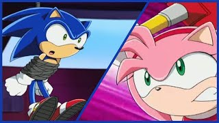 Download lagu Nothing gets in the way of Amy saving Sonic