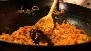 Nasi Goreng - Indonesian Stir-fried Rice (حلال)