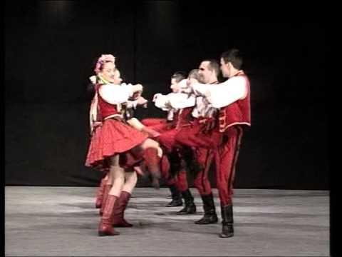 Frula Dance Company 2002 - Čardaš