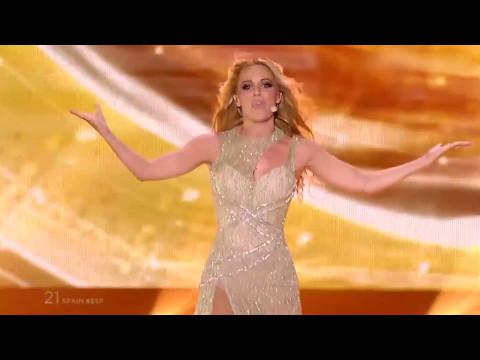 Repasamos los peores puestos conseguidos por España en Eurovisión - ALEJANDRO VIGARA DELGADO