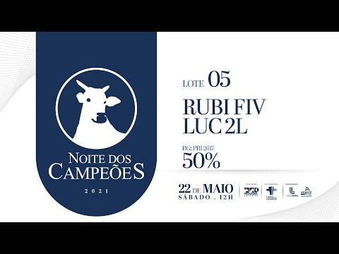 Lote 05   Rubi FIV LUC 2L   PRI 2617 Copy