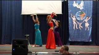 Танец Мандала Ирина Бочарова