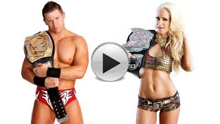 The Miz y Maryse Matrimonio ▬▬▬ Rnoticias