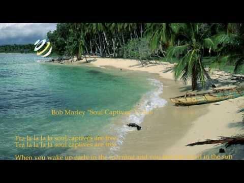 """Bob Marley """"Soul Captives"""" (Lyrics-Letras)"""