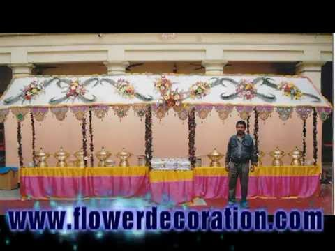 Bengali Wedding Flower Decoration In Kolkata Event Organizer In