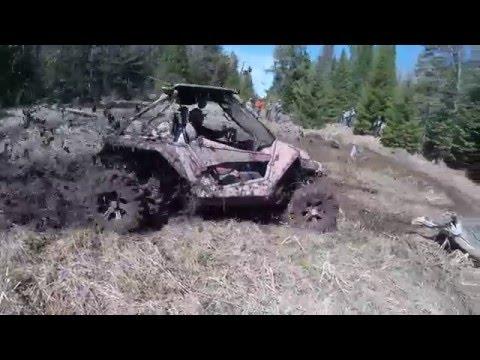 Wildcat Ripping Mudda